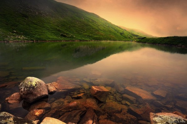 Озеро Бребенескуль