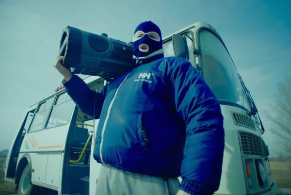 Тает лед: новый клип группы Грибы
