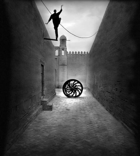 Вертикальный горизонт, победитель фотоконкурса, категория Изобразительное искусство, Профессионалы. Фото: Michel Kirch