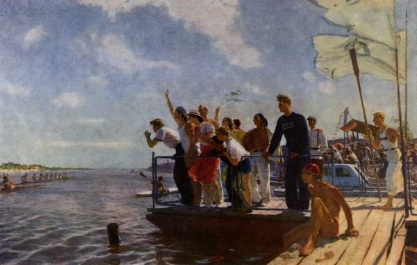 Национальный художественный музей Украины открыл выставку, посвященную столетию со дня рождения Татьяны Яблонской