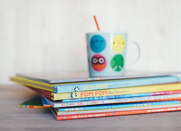 Самые любимые детские книги