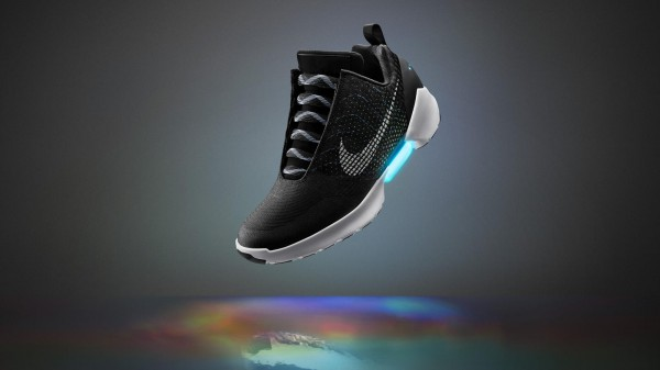 Кроссовки Nike HyperAdapt 1.0