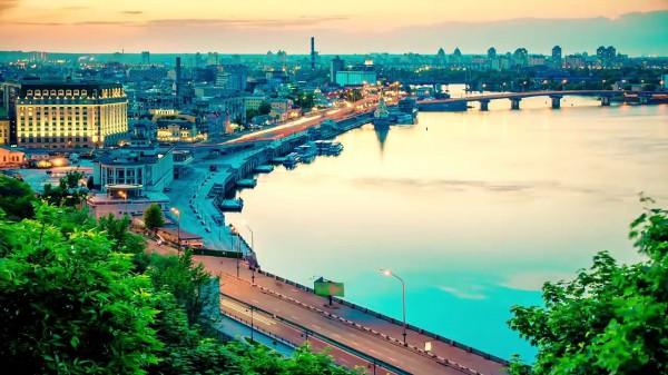 На выходных Киев отмечает свое 1535-летие.
