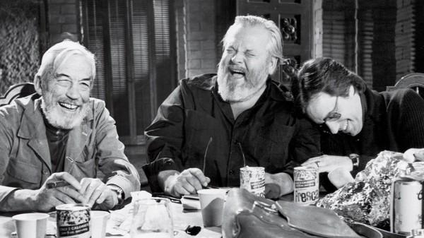 Netflix закончит фильм Орсона Уэллса Другая сторона ветра.
