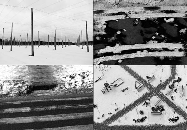 Линии жизни - выставка фотографий Генриха Шимоновича