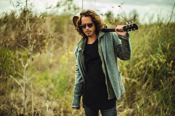 Лидер Soundgarden Крис Корнелл