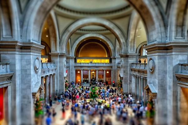 The Metropolitan Museum of Art – один из крупнейших художественных музеев мира