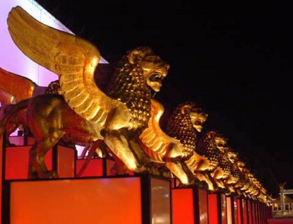 Львы Венецианского кинофестиваля