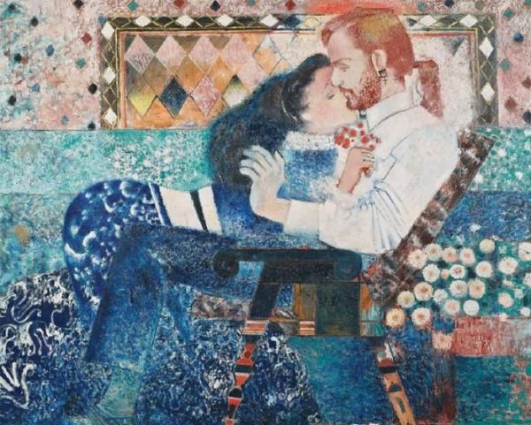Одна из работ Виктора Зарецкого