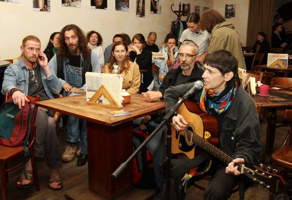 Умка. Аккустический концерт. Фото: Форум Видавців/ Фотоагентство LUFA/ Marian Striltsiv