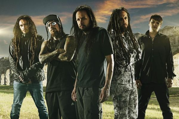 Korn привезут в столицу новый альбом