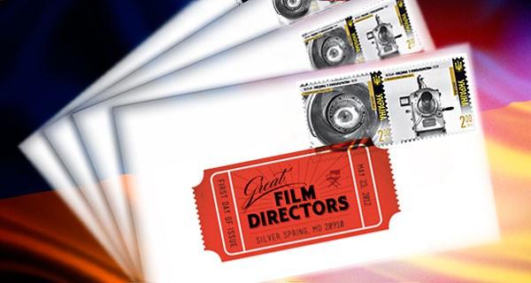 Укрпочта выпустила марки, посвященные кинематографу