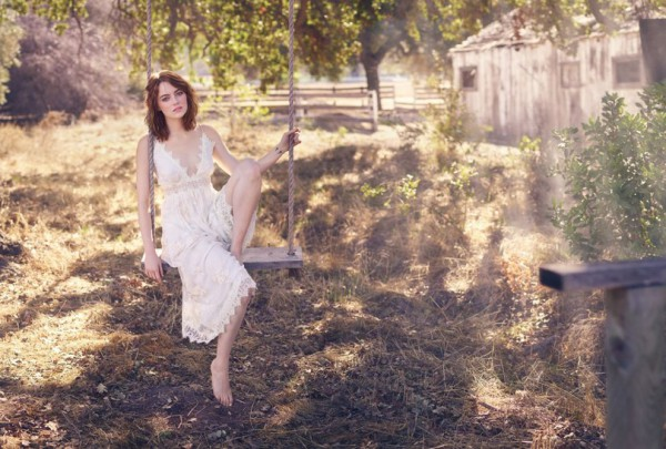 Звезда мюзикла Ла Ла Ленд снялась для журнала Rolling Stone