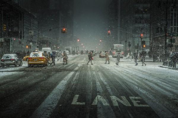 Победитель в категории Уличная фотография, фотограф Аль Раджаби