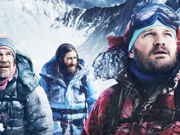 Долгожданный фильм Эверест выходит в украинский прокат 24 сентября