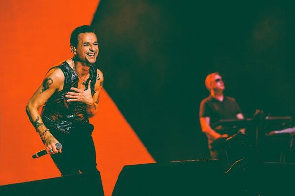 Depeche Mode выступят в Киеве 19 июля