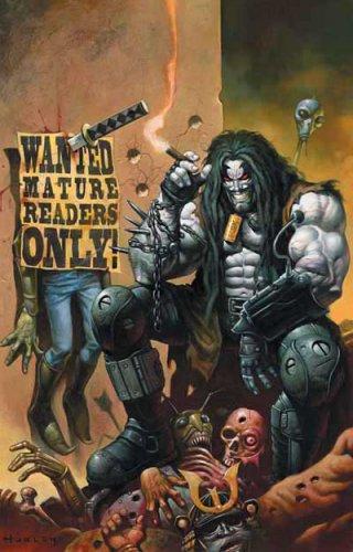 Лобо, герой комиксов компании DC, которого сыграет Дуэйн Джонсон