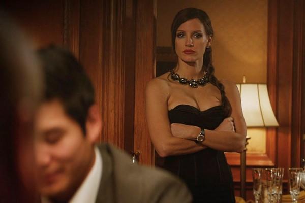 Компанию в грядущем экшене актрисе составил Идрис Эльба.