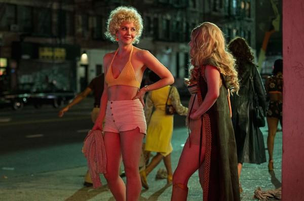 Мэгги Джилленхол играет проститутку в новом сериале Двойка.