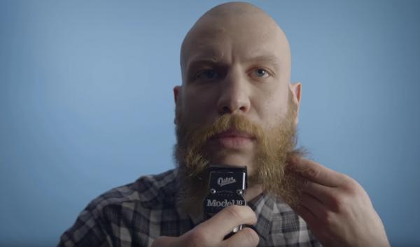 Иван Дорн сбрил бороду перед камерой.
