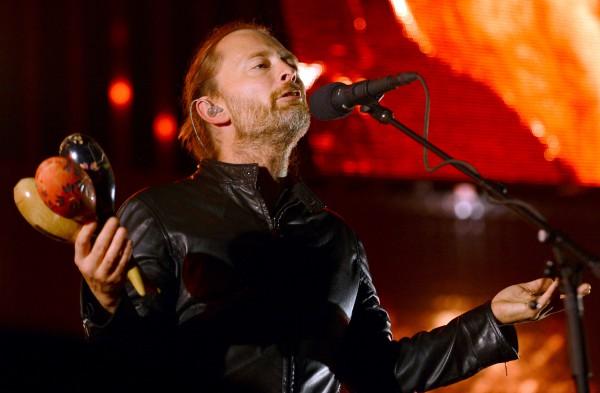 Группа Radiohead учит фанатов играть свои песни.