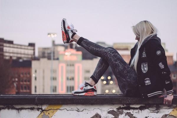 Модель кроссовок Nike Air Max пользуется огромной популярностью по всему миру