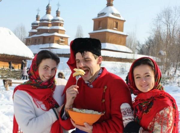 Масленица 2013: в Мамаевой Слободе будут есть вареники