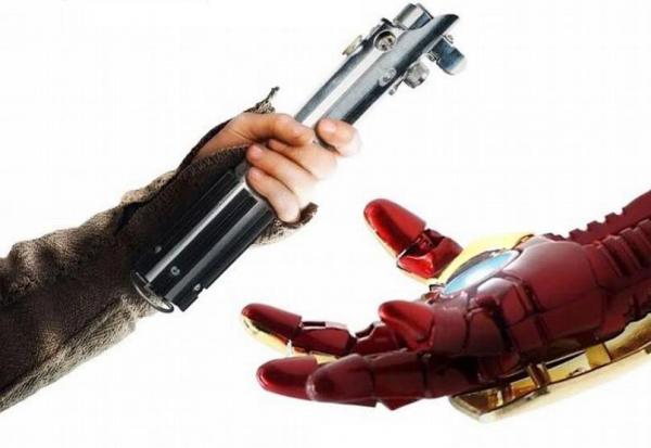 Мстители обогнали Звездные войны