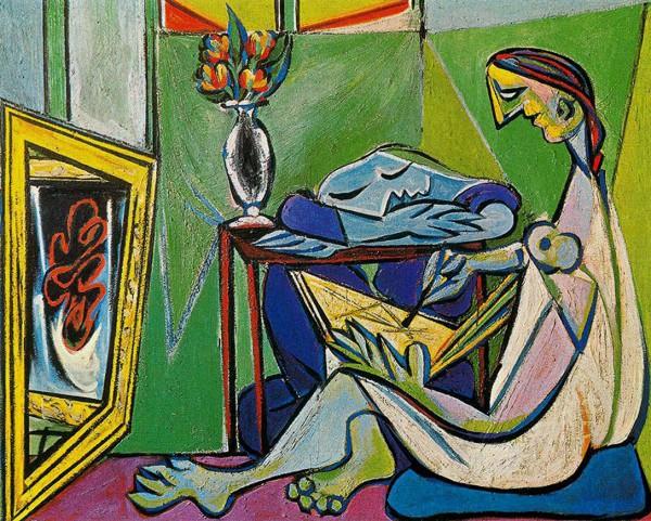 Пабло Пикассо. Муза