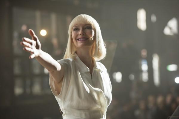 Тильда Суинтон снялась в новом фильме Окча.