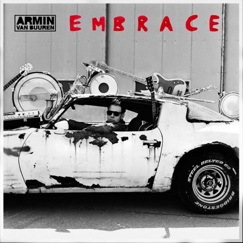 Обложка нового альбома Армина ван Бюрена Embrace