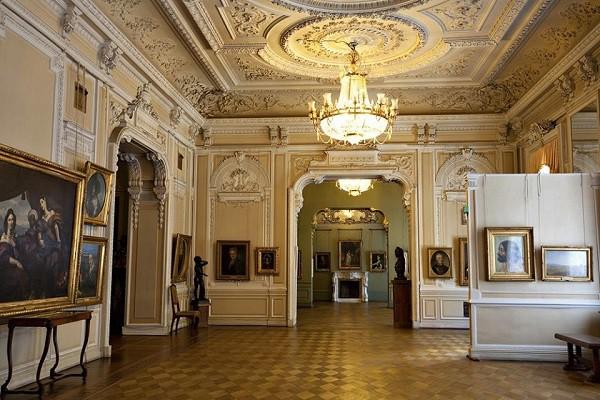Киевский музей русского искусства был открыт 12 ноября 1922 года