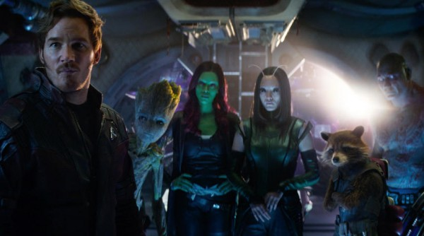 Стражи Галактики знакомятся с Тором