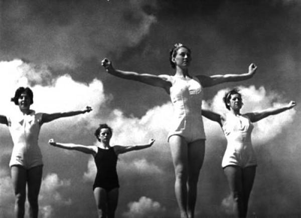 Кадр из фильма Лени Рифеншталь Олимпия/Olympia (1938)