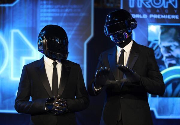 В конце года в продаже появятся экшен-фигурки Daft Punk