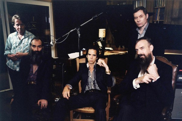 Nick Cave & The Bad Seeds �������� ����� ������ 9 ��������