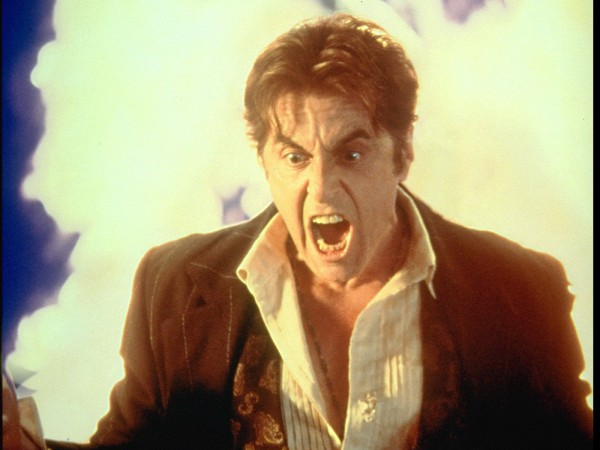 Аль Пачино сыграл одного из лучших дьяволов в кино.