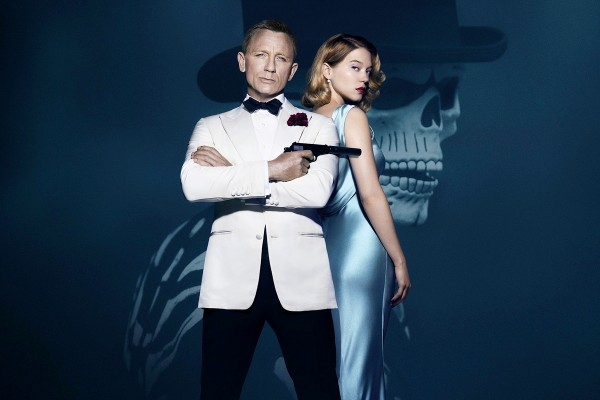 Фильм 007:Спектр выходит в украинский прокат 6 ноября