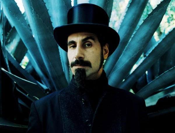 Серж Танкян, фронтмен группы System of a Down выступит в Киеве