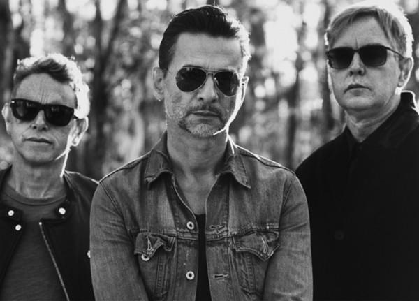 Depeche Mode работают над новым материалом