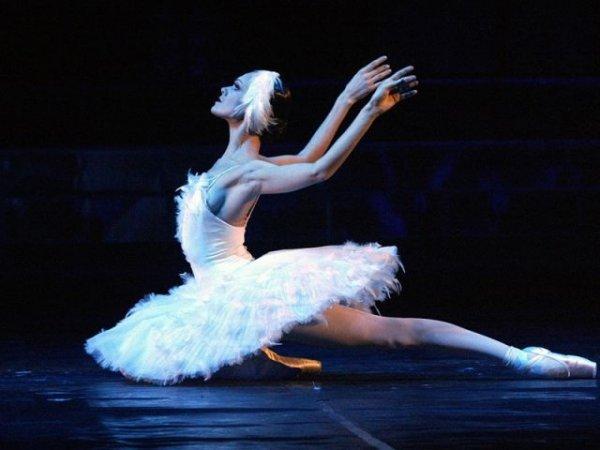 Ульяна Лопаткина, прима-балерина Мариинского театра