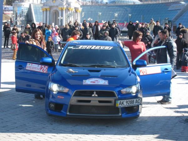 8 марта в Киеве пройдет Большое женское ралли