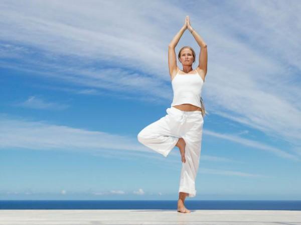 Йога при защемлении нерва в шейном отделе