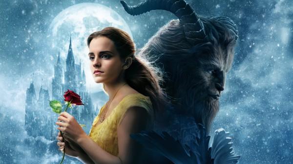 Ариана Гранде и Джон Ледженд сняли клип с фрагментами фильма Красавица и Чудовище