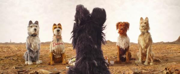 Собачий остров - новый мультфильм Уэса Андерсона.