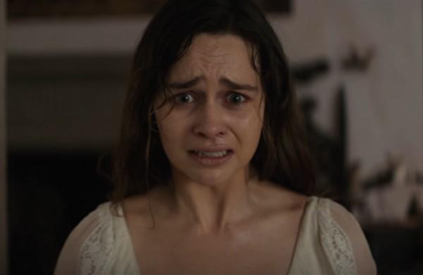 Эмилия Кларк сыграла медсестру в триллере Голос из камня.