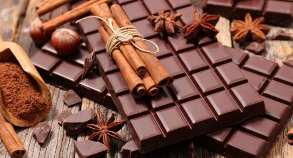 Шоколад ручной работы в Киеве.