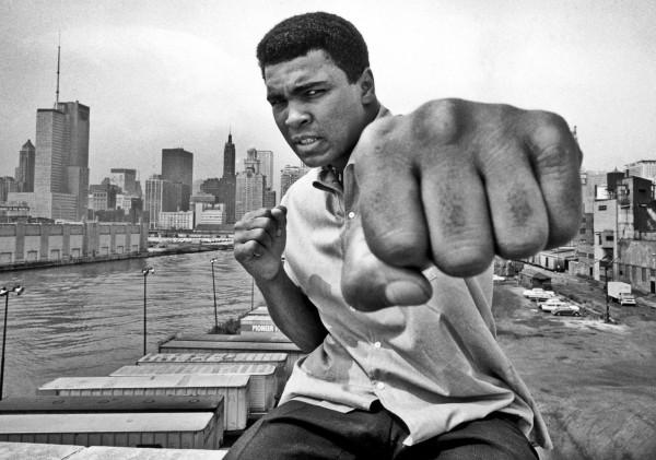 Мохаммед Али – один из самых титулованных боксеров мира