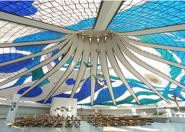 Собор Пресвятой Девы Марии, Бразилиа (1970)