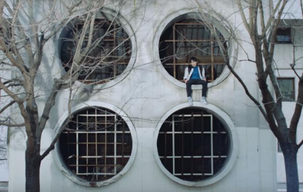 Корейская группа сняла клип в Киеве